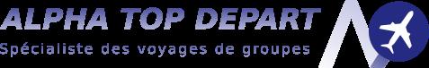 Logo Les voyages ALPHA TOP DEPART
